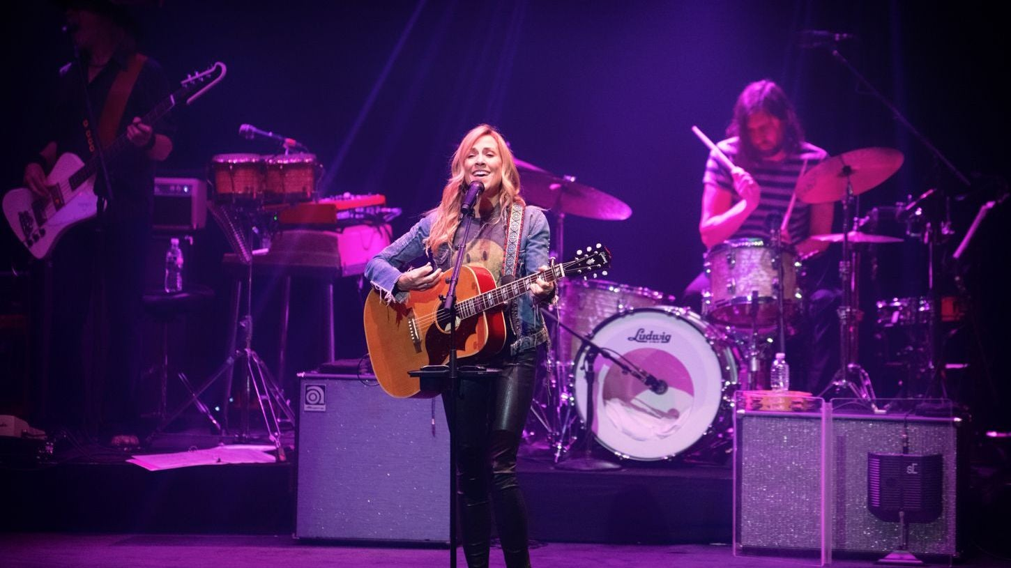More Info for Sheryl Crow Was Just as Captivating and Uplifting as Her Music