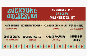 More Info for Everyone Orchestra with Matt Butler Ft. Special Guest Robert Randolph
