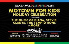 More Info for The Rock and Roll Playhouse Plays Motown for Kids // Holiday Party