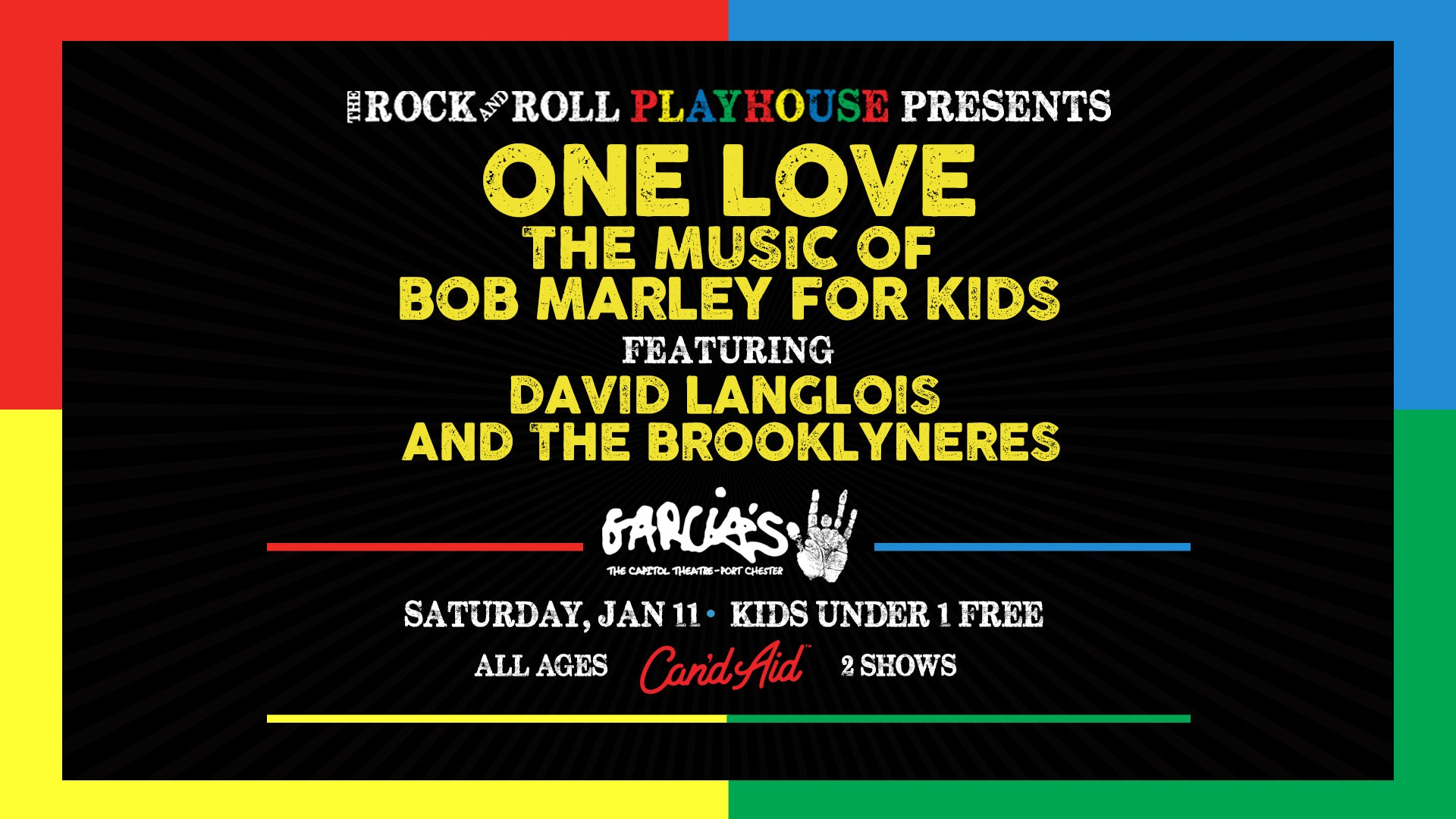 More Info for The Music of Bob Marley for Kids