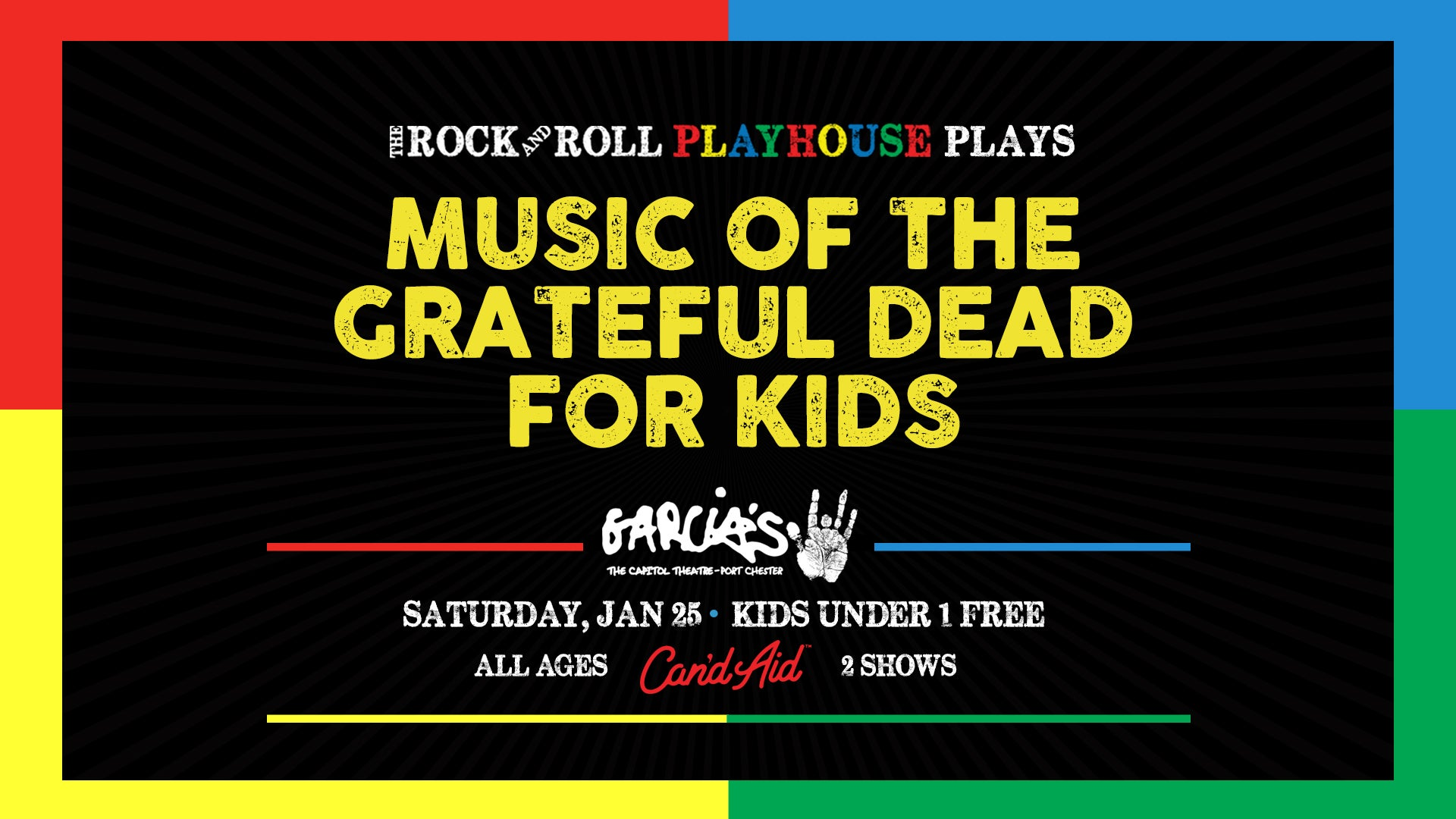 More Info for Music of the Grateful Dead for Kids