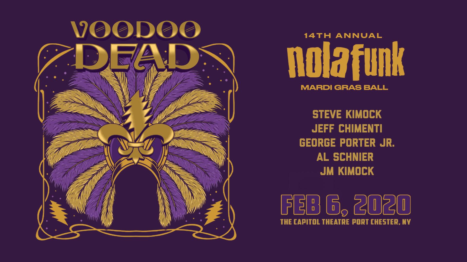 More Info for Voodoo Dead