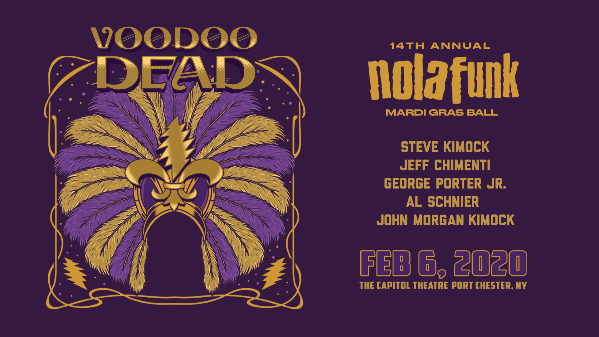 More Info for Voodoo Dead