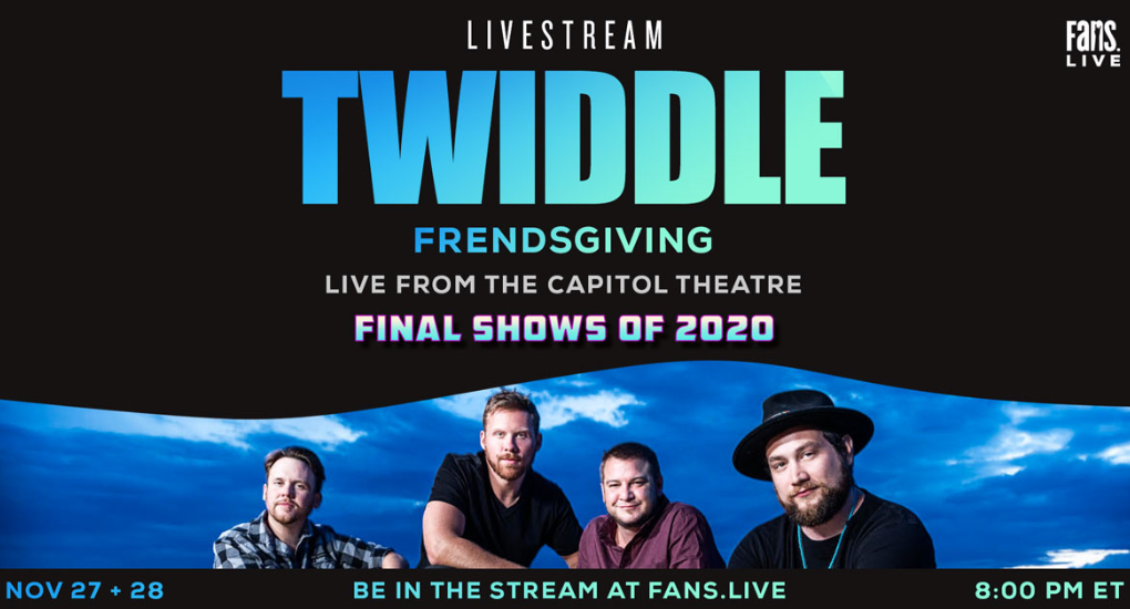 More Info for Twiddle Frendsgiving Livestream