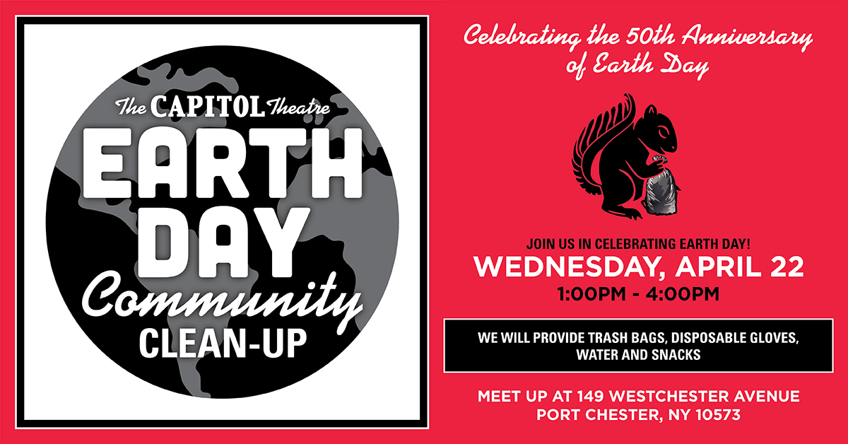 More Info for Register Here for The Cap Community Clean Up on Earth Day