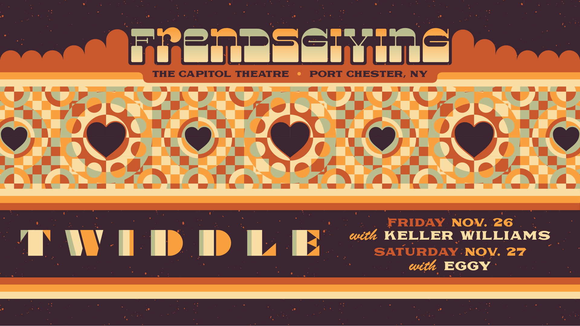 More Info for Twiddle Frendsgiving
