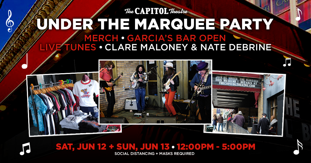 More Info for Under the Marquee Party!