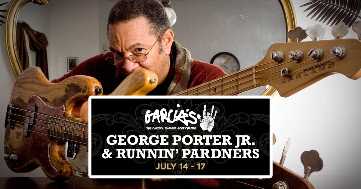 More Info for George Porter JR & Runnin' Pardners