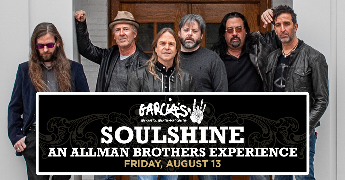 More Info for Soulshine: An Allman Brothers Experience