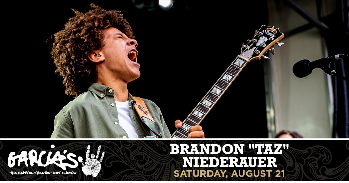 """More Info for Brandon """"Taz"""" Niederauer"""
