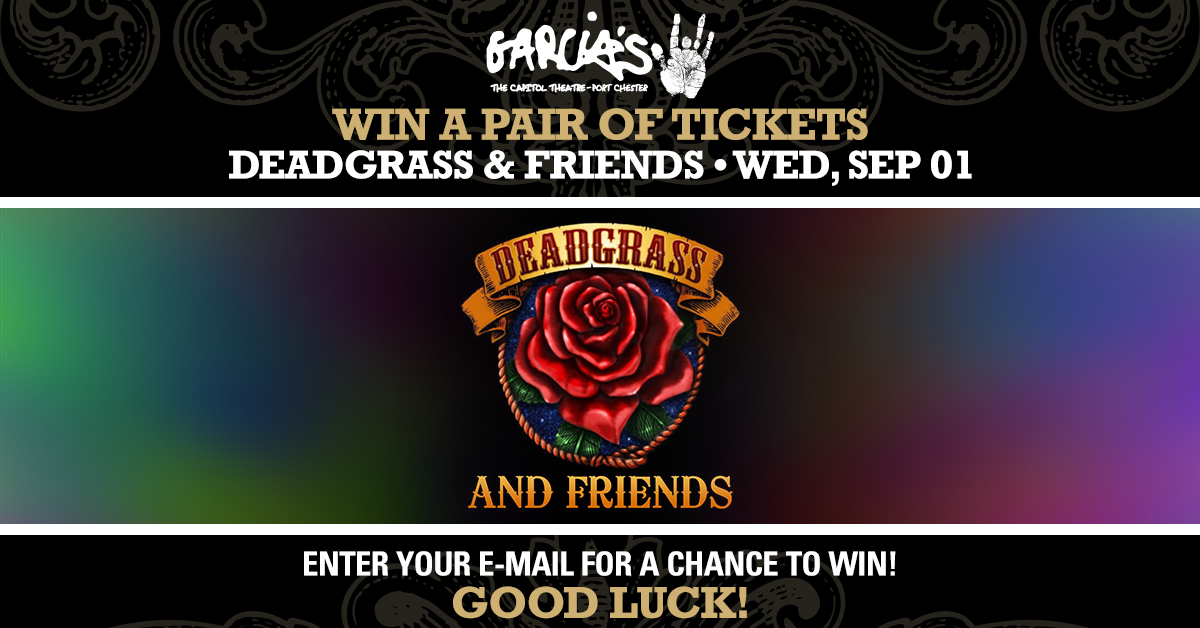 More Info for Enter to Win a Pair of Tickets to Deadgrass & Friends WED, SEP 1
