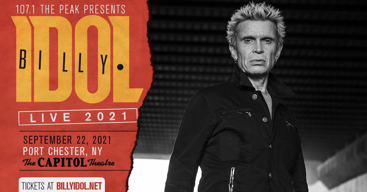 More Info for Billy Idol