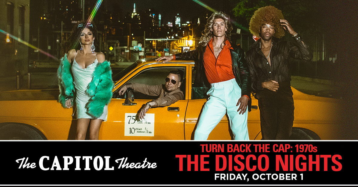 More Info for Turn Back the Cap: 1970s Ft. the Disco Nights