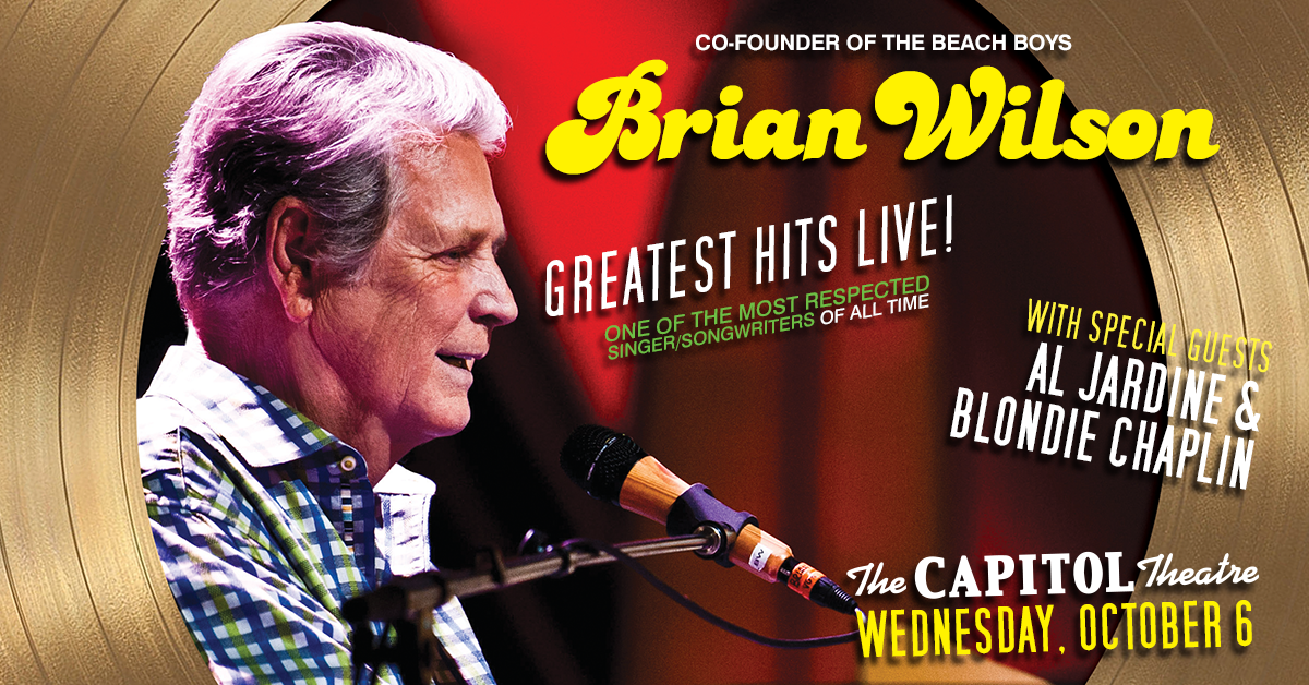 More Info for Brian Wilson With Special Guests Al Jardine and Blondie Chaplin