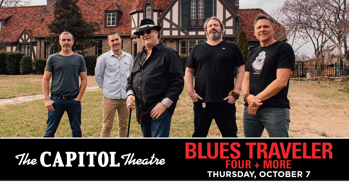 More Info for Blues Traveler - CANCELLED
