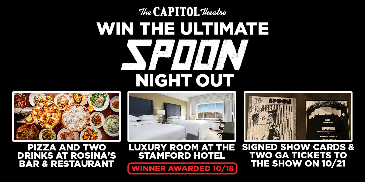 More Info for CONTEST: Enter to Win the Ultimate Spoon Night Out at The Cap