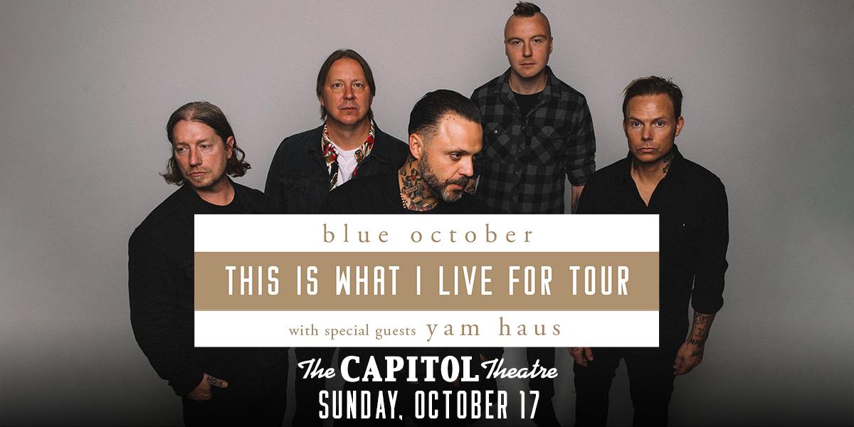 More Info for Blue October