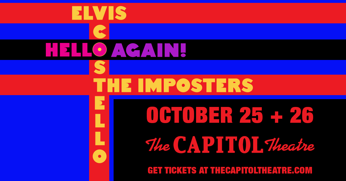 More Info for Elvis Costello & the Imposters