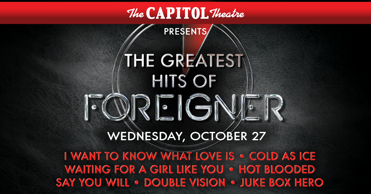 More Info for Foreigner