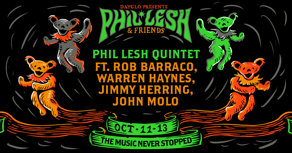 More Info for Phil Lesh & Friends