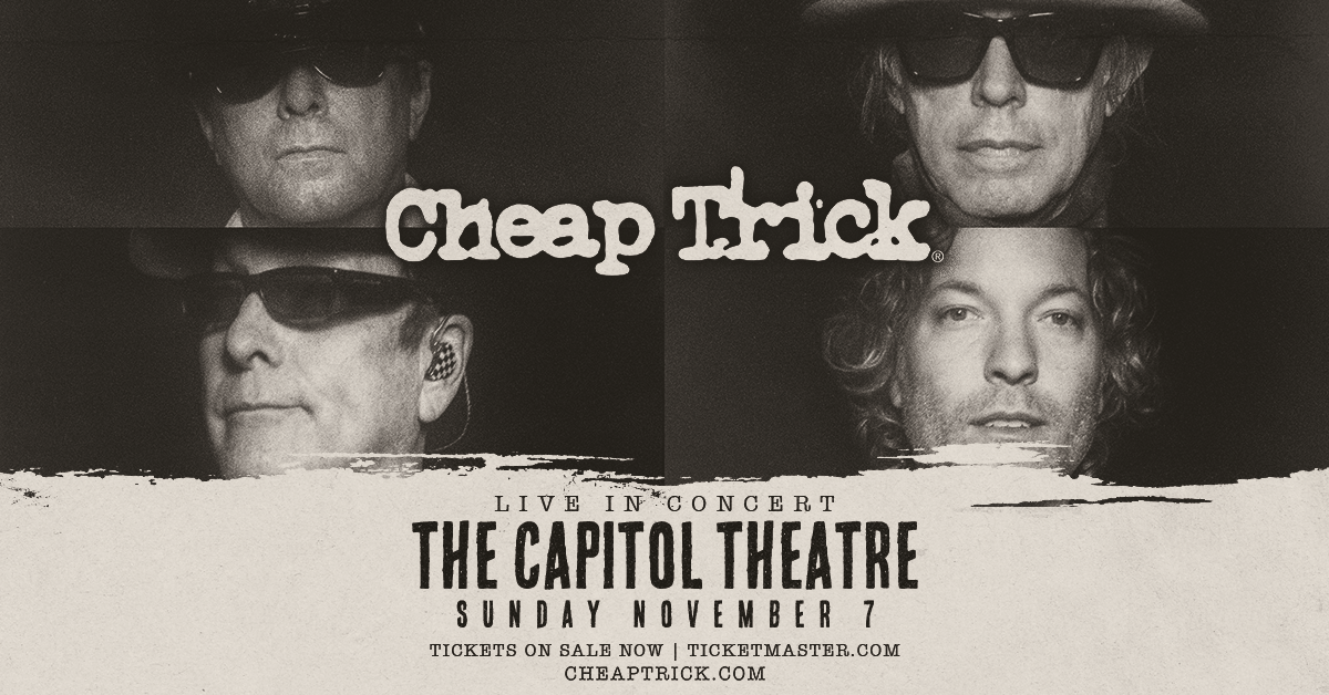 More Info for Cheap Trick