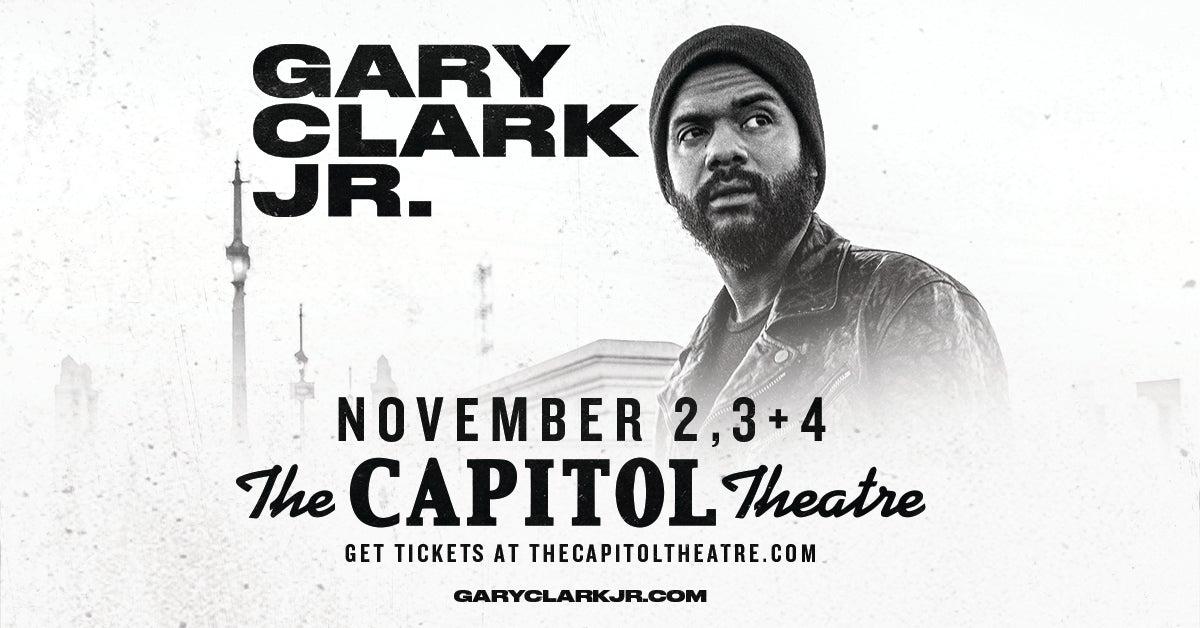 More Info for Gary Clark Jr