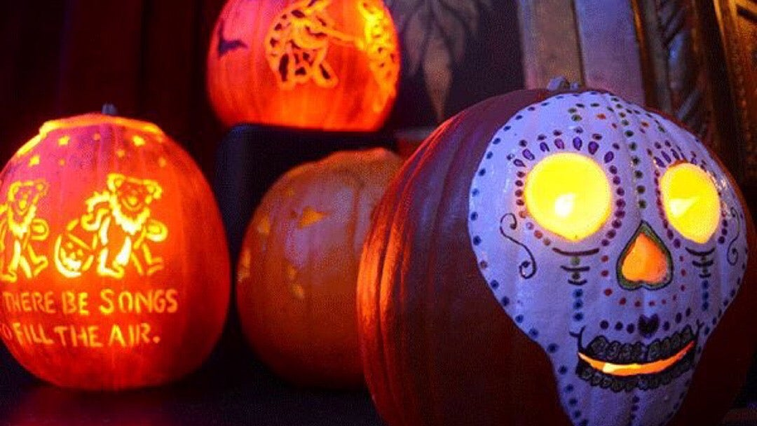 More Info for Dark Star Orchestra Pumpkin Carving Contest