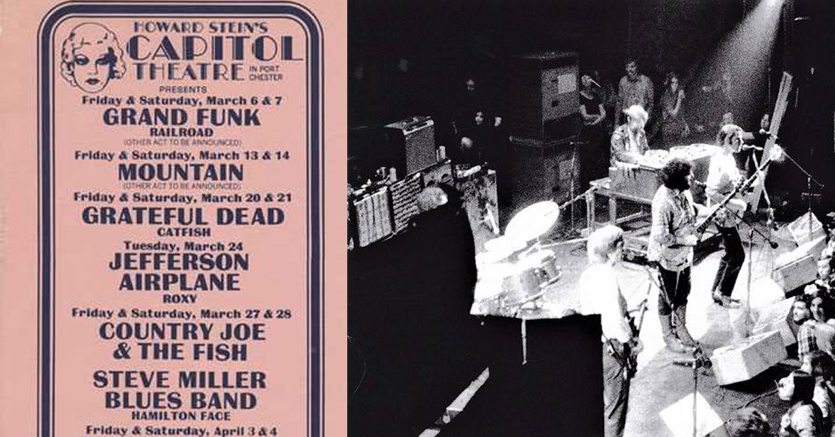 More Info for It Was 50 Years Ago Today: The Grateful Dead's First Show at The Cap