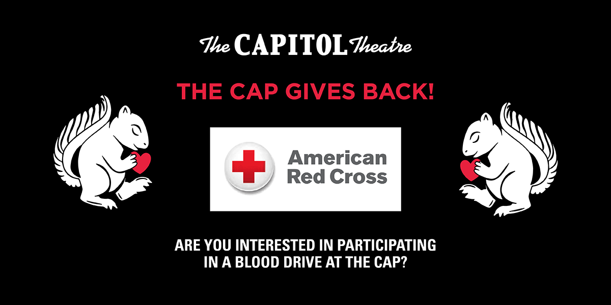 More Info for Would You Like to Participate in a Blood Drive at The Cap?