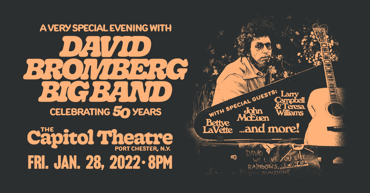 More Info for David Bromberg