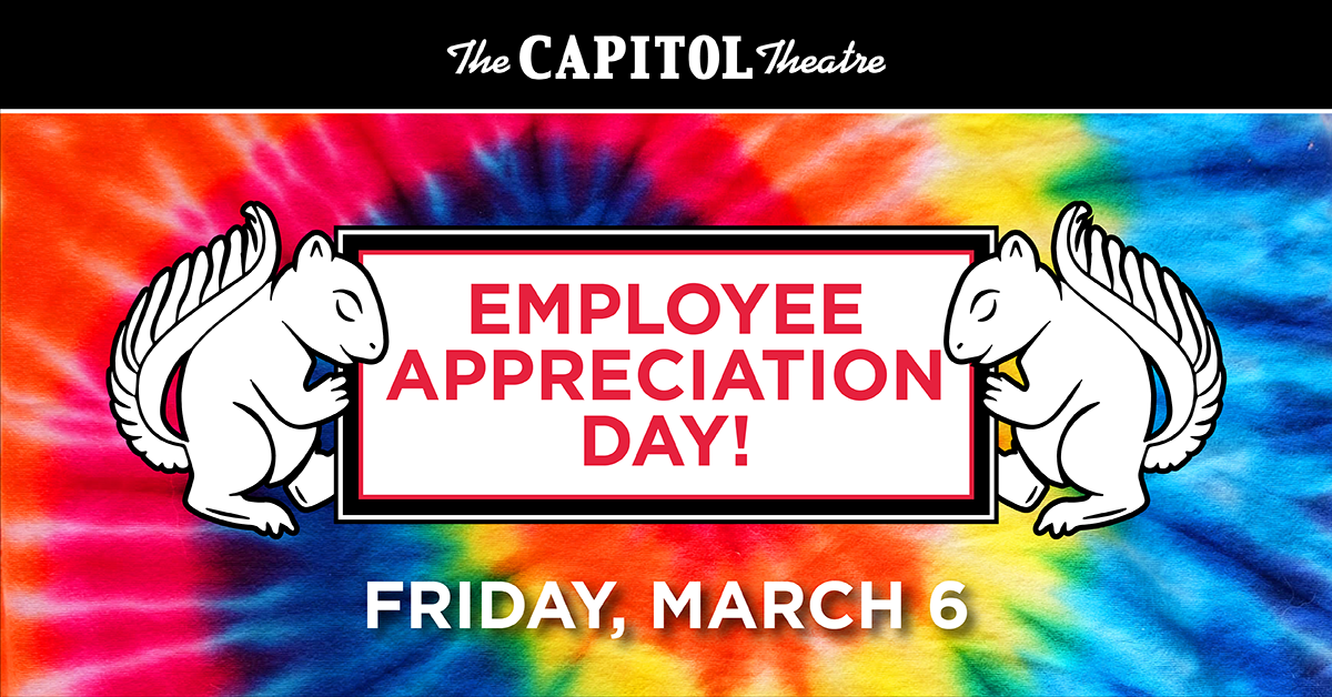 More Info for Happy Employee Appreciation Day!