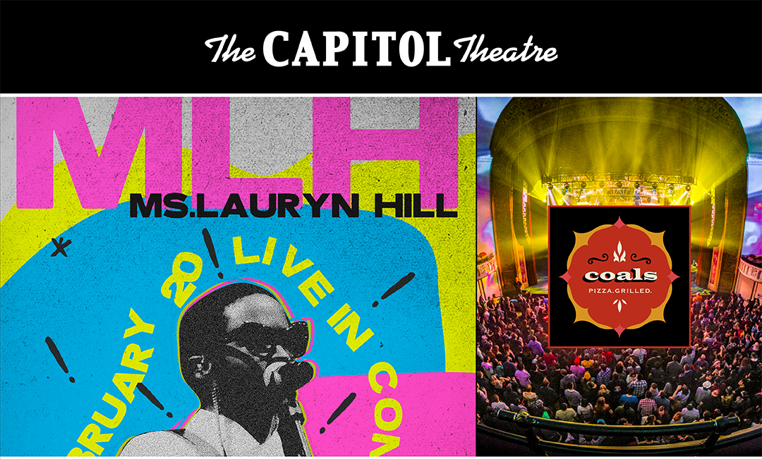More Info for Enter to Win Tickets to Ms. Lauryn Hill on THU, FEB 20 and a Dinner for 2 at Coals!