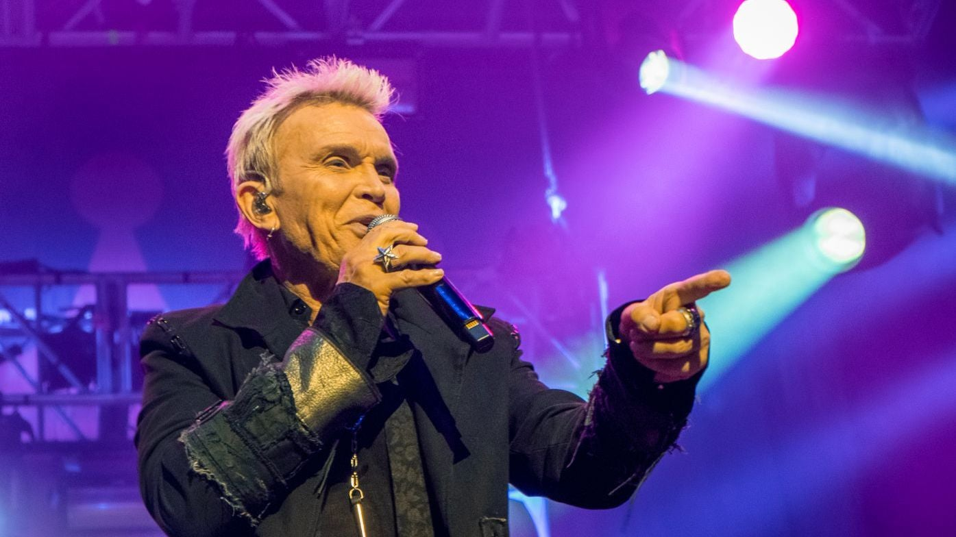 More Info for A Big Fun Night of Rock 'n' Roll with Billy Idol