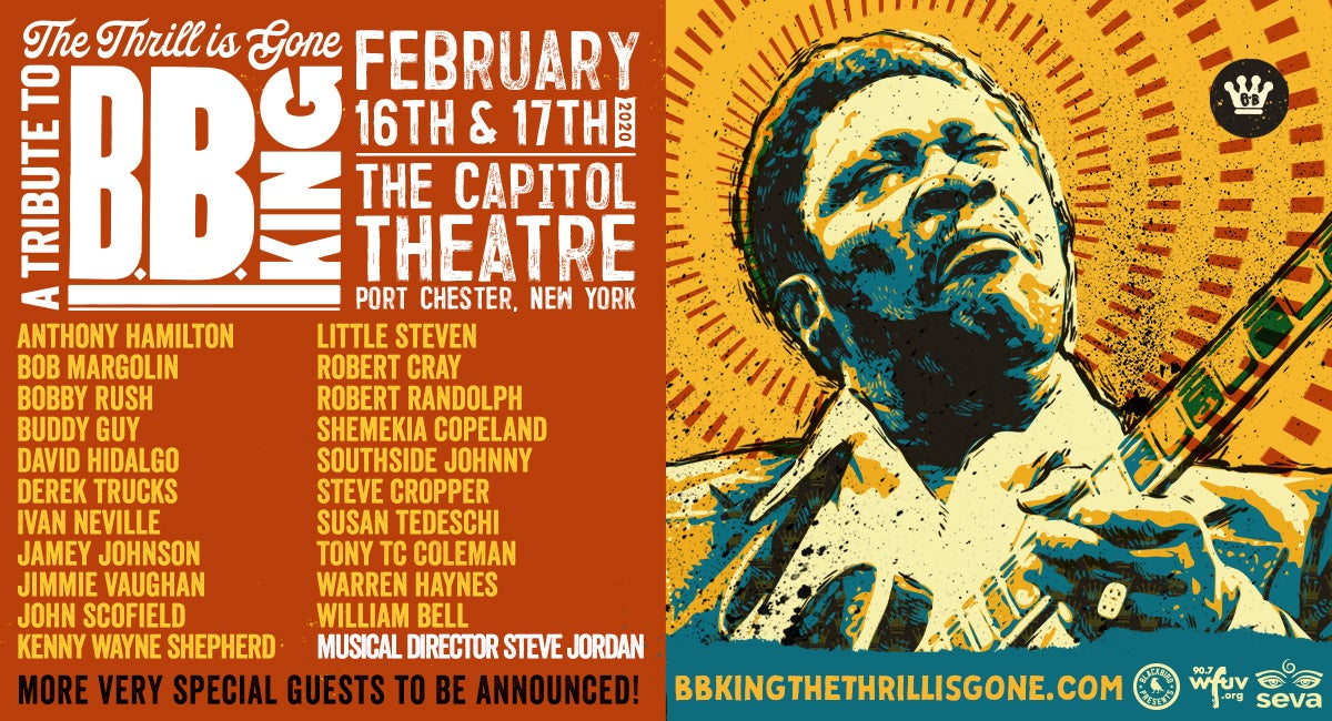 More Info for The Thrill Is Gone: A Tribute To B.B. King