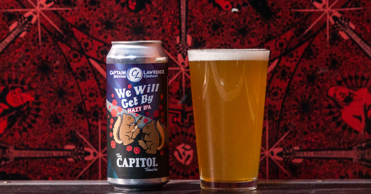 More Info for Captain Lawrence and The Cap Support Music Venues with Beer Collaboration
