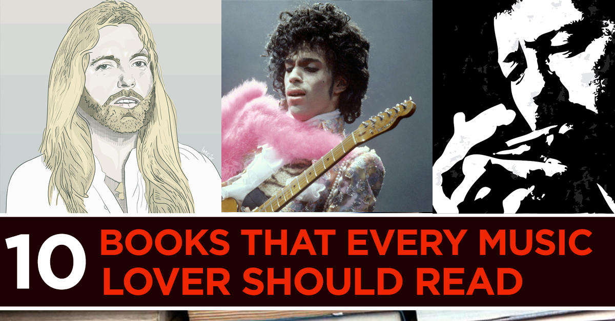 More Info for 10 Books That Every Music Lover Should Read