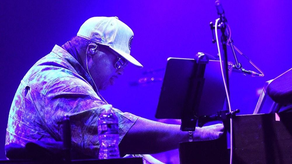 More Info for Melvin Seals Kept the Flame of Jerry Garcia Burning at The Capitol Theatre
