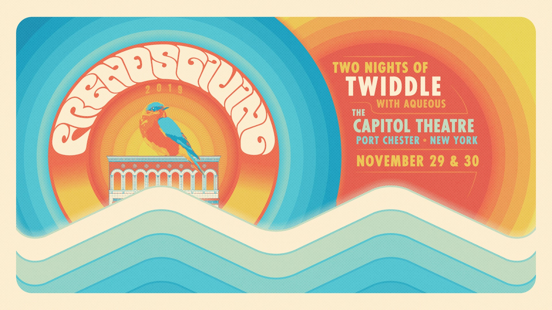 More Info for Enter to Win a Presidential Booth, Dinner, VIP Tickets + More to Twiddle on NOV 29 + 30